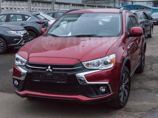 Mitsubishi ASX, 2019 год, 1 712 000 руб.