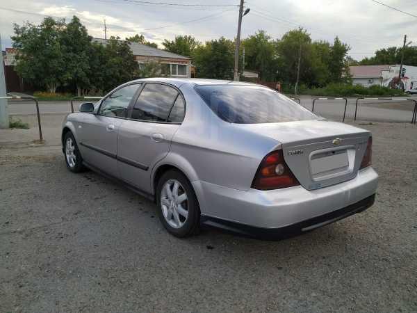 Chevrolet Evanda, 2004 год, 270 000 руб.