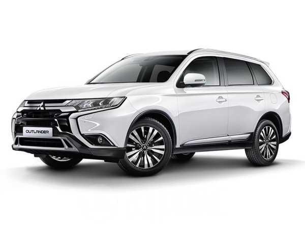 Mitsubishi Outlander, 2020 год, 2 627 500 руб.