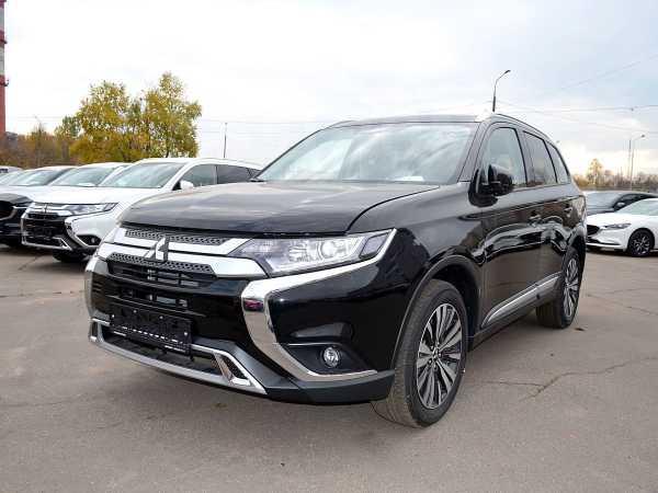 Mitsubishi Outlander, 2020 год, 1 966 000 руб.