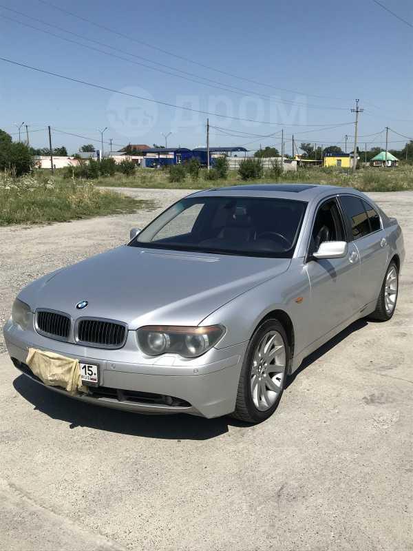 BMW 7-Series, 2001 год, 450 000 руб.