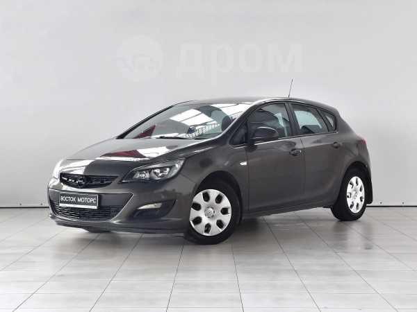 Opel Astra, 2013 год, 515 000 руб.