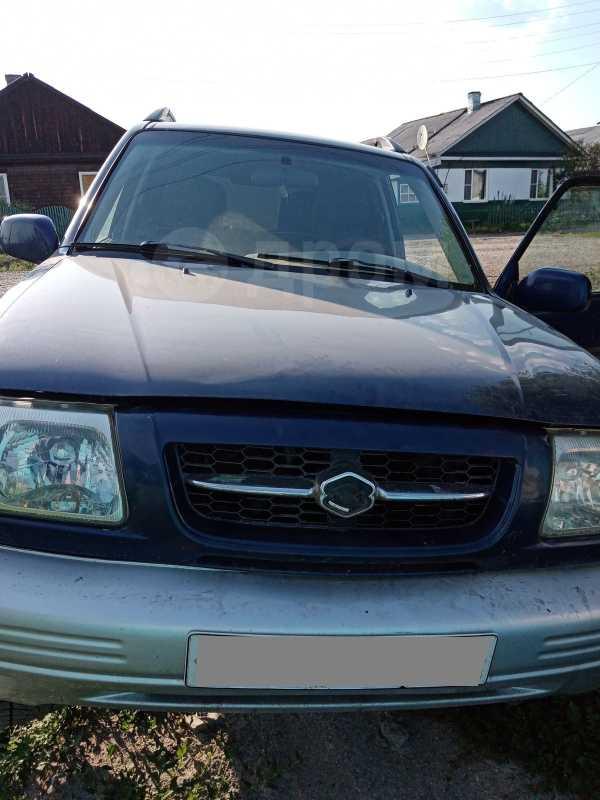 Suzuki Grand Vitara, 2000 год, 340 000 руб.
