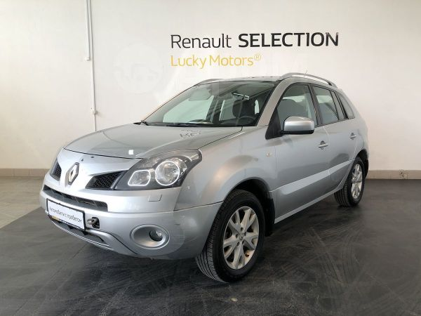 Renault Koleos, 2011 год, 550 000 руб.