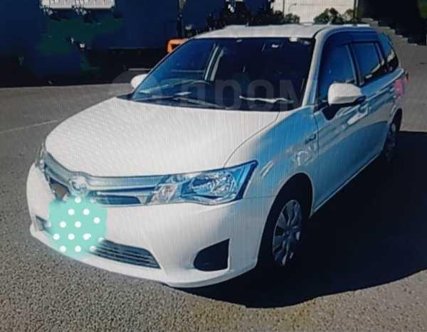 Toyota Corolla Fielder, 2014 год, 789 000 руб.