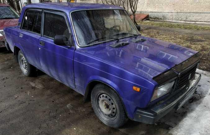 Лада 2107, 2011 год, 65 000 руб.