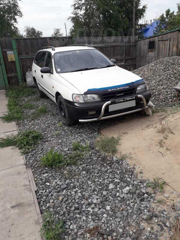 Toyota Caldina, 1994 год, 145 000 руб.