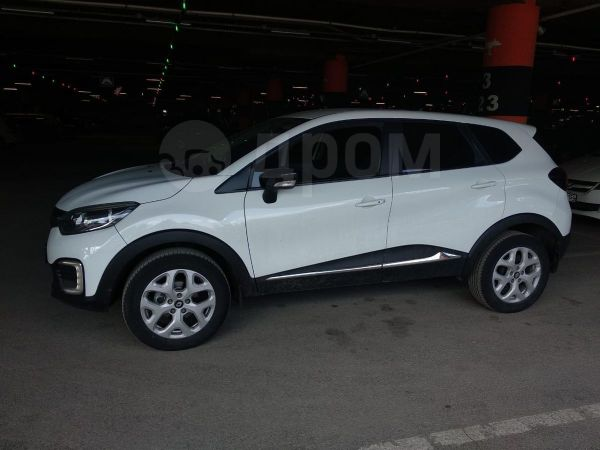 Renault Kaptur, 2017 год, 775 000 руб.