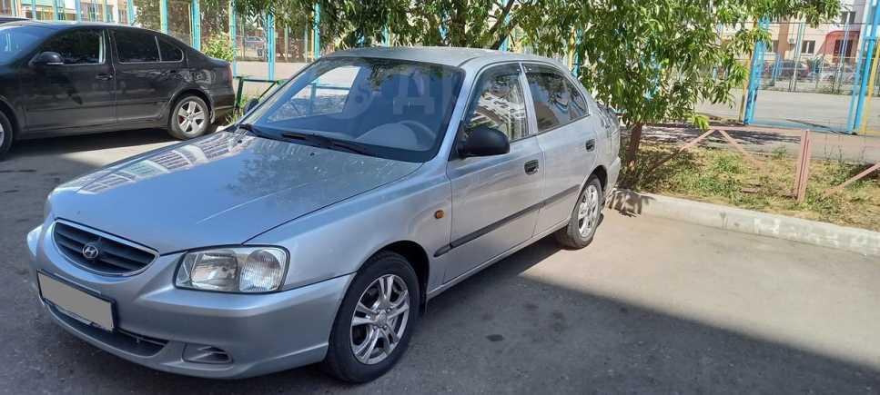 Hyundai Accent, 2008 год, 263 000 руб.
