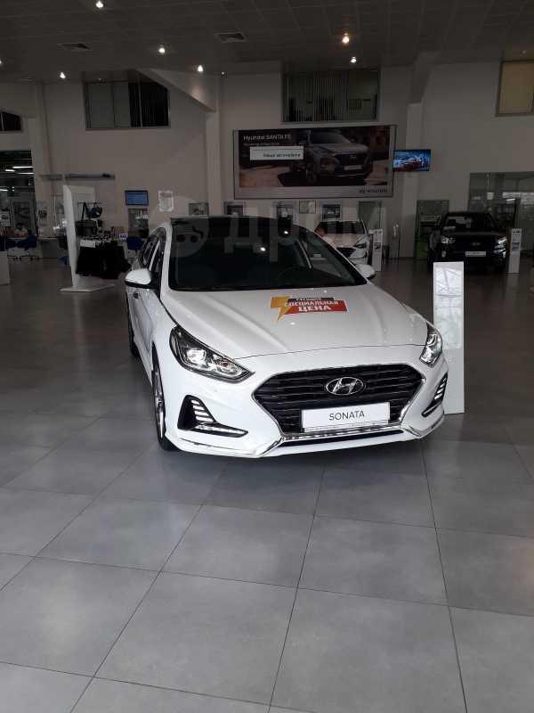 Hyundai Sonata, 2018 год, 1 650 000 руб.
