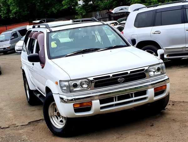 Nissan Terrano, 1997 год, 370 000 руб.