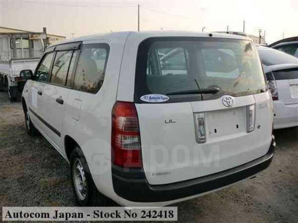 Toyota Succeed, 2011 год, 440 000 руб.
