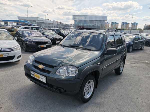 Chevrolet Niva, 2012 год, 288 700 руб.