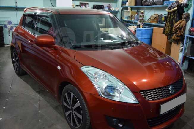 Suzuki Swift, 2012 год, 550 000 руб.