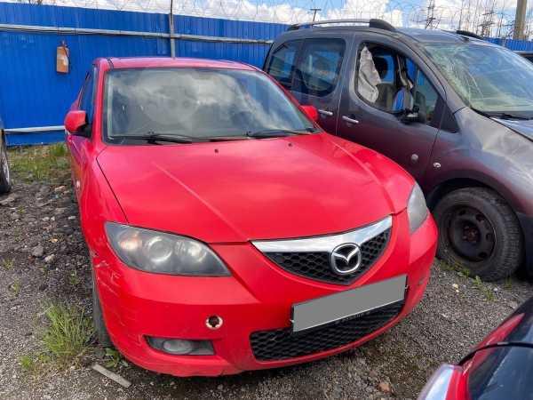 Mazda Mazda3, 2008 год, 180 000 руб.