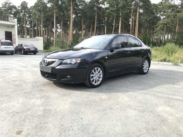 Mazda Mazda3, 2008 год, 329 000 руб.