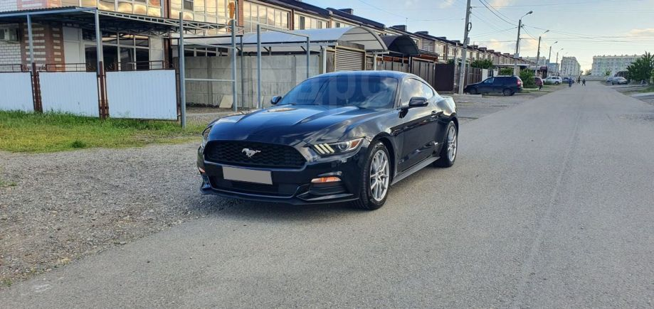 Ford Mustang, 2017 год, 1 350 000 руб.