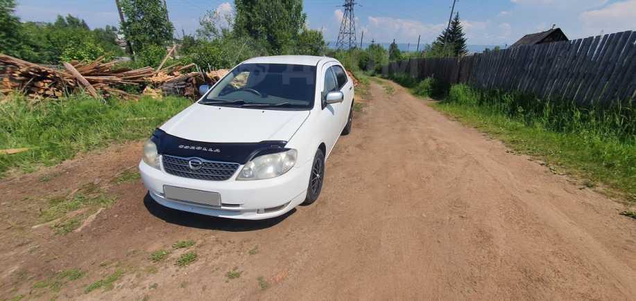 Toyota Corolla, 2001 год, 315 000 руб.