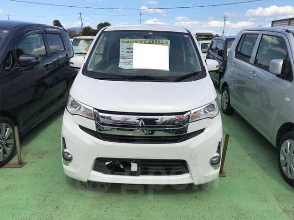 Mitsubishi ek Custom, 2015 год, 554 500 руб.