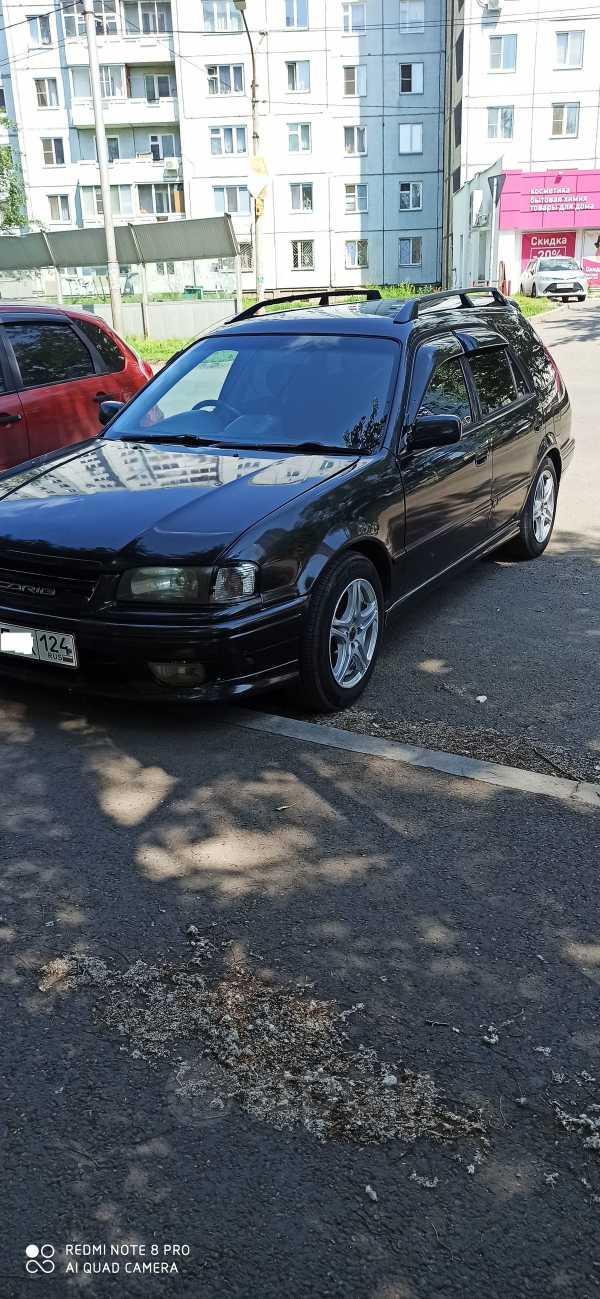 Toyota Sprinter Carib, 1998 год, 195 000 руб.