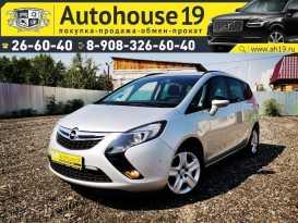 Абакан Opel Zafira 2012