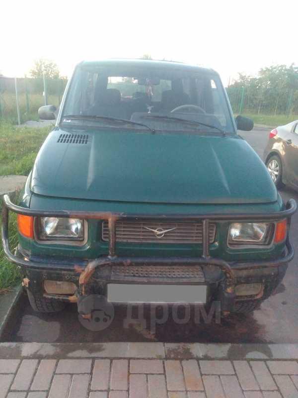УАЗ Симбир, 2001 год, 70 000 руб.
