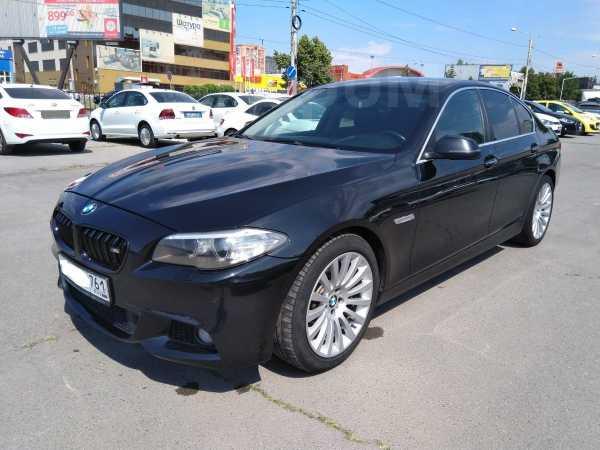 BMW 5-Series, 2014 год, 1 100 000 руб.