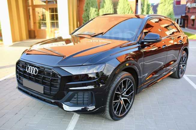 Audi Q8, 2019 год, 6 460 000 руб.