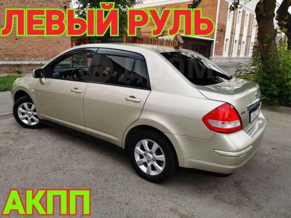 Nissan Tiida, 2008 год, 319 000 руб.