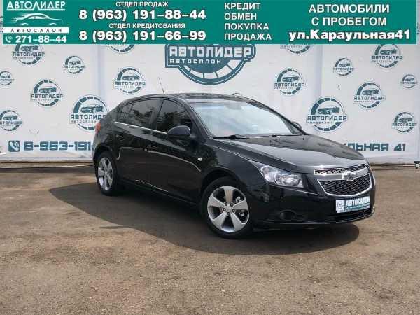 Chevrolet Cruze, 2012 год, 517 000 руб.