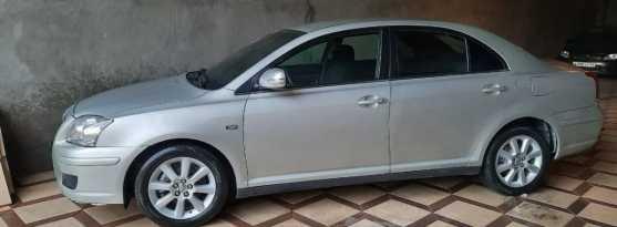 Гойты Avensis 2008