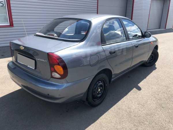 Chevrolet Lanos, 2008 год, 199 999 руб.