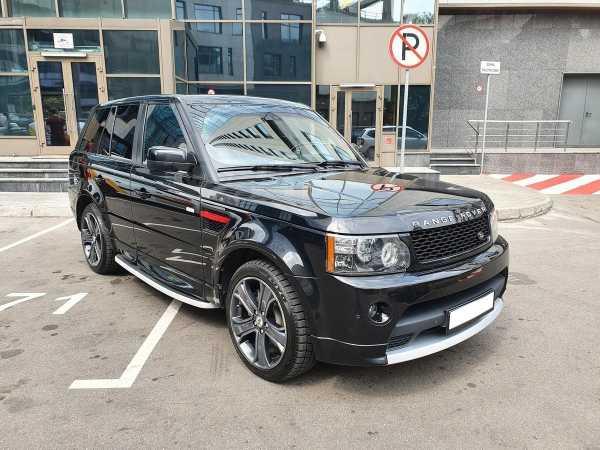 Land Rover Range Rover Sport, 2013 год, 1 269 000 руб.