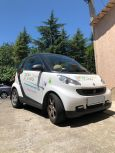 Smart Fortwo, 2011 год, 397 000 руб.