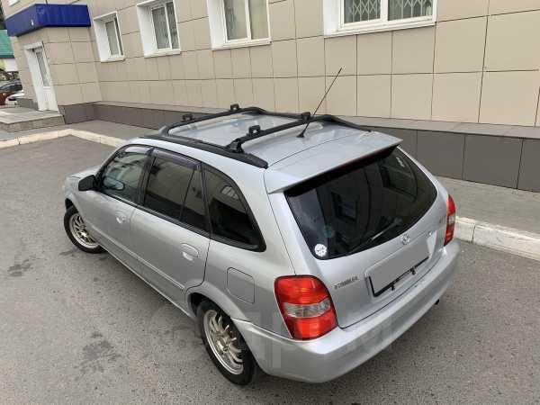 Mazda Familia S-Wagon, 2000 год, 180 000 руб.