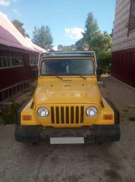 Сыктывкар Jeep Wrangler 2006