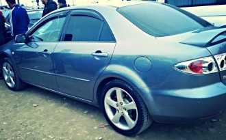 Дербент Mazda6 2004