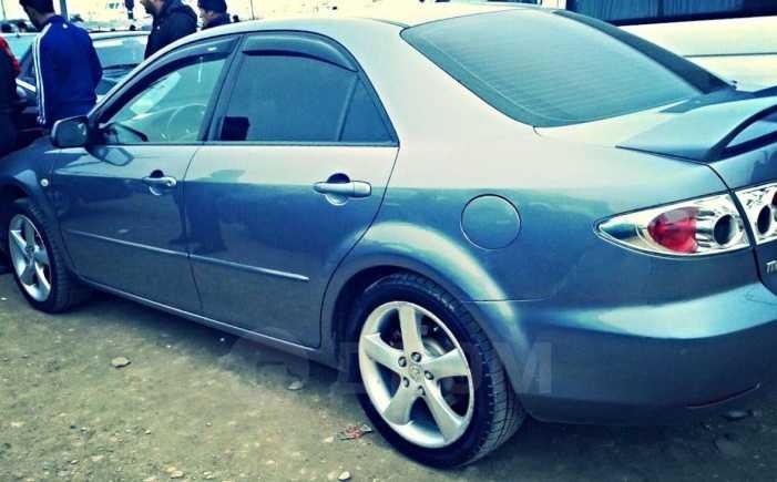 Mazda Mazda6, 2004 год, 255 000 руб.