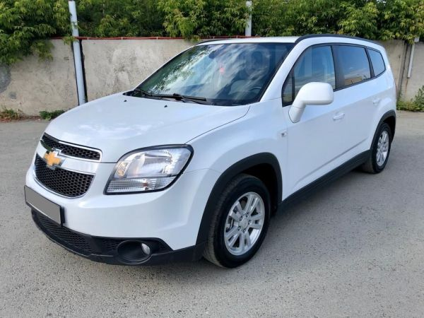 Chevrolet Orlando, 2012 год, 749 000 руб.