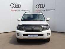 Москва Land Cruiser 2014