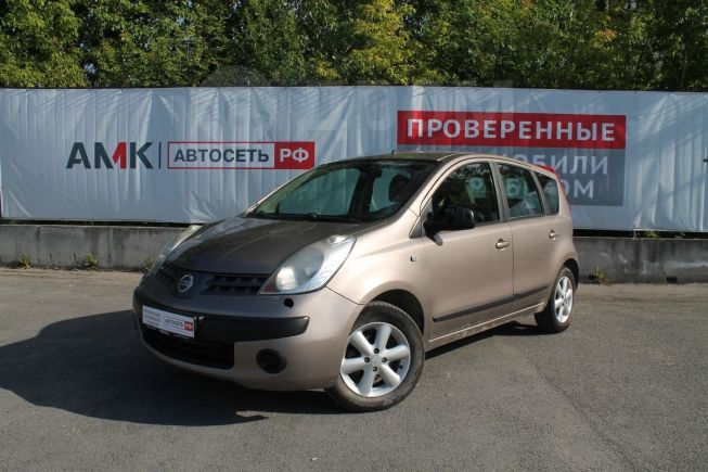 Nissan Note, 2007 год, 239 000 руб.
