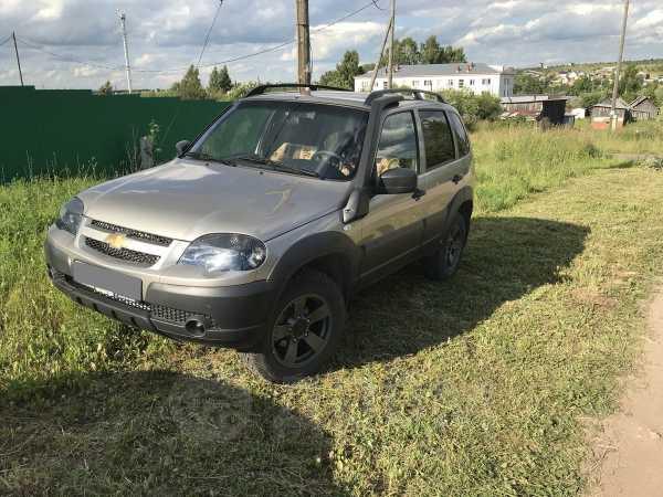 Chevrolet Niva, 2019 год, 675 000 руб.