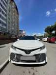 Toyota Camry, 2018 год, 1 660 000 руб.