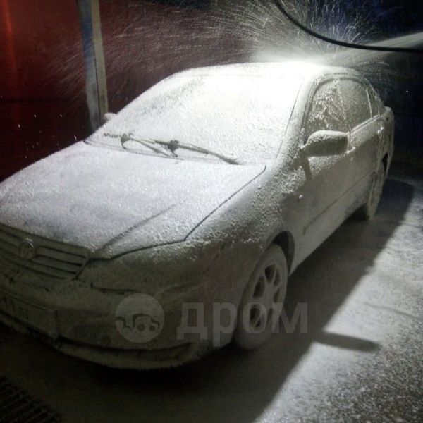 BYD F3, 2008 год, 125 000 руб.