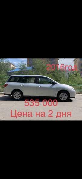 Улан-Удэ Wingroad 2016