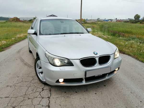 BMW 5-Series, 2003 год, 515 000 руб.