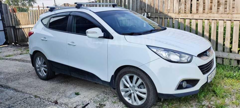 Hyundai ix35, 2010 год, 689 000 руб.