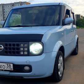 Абакан Nissan Cube 2004