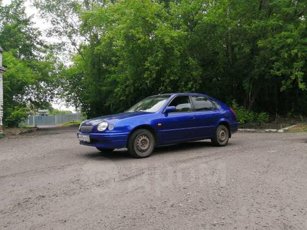 Toyota Corolla, 1998 год, 138 000 руб.