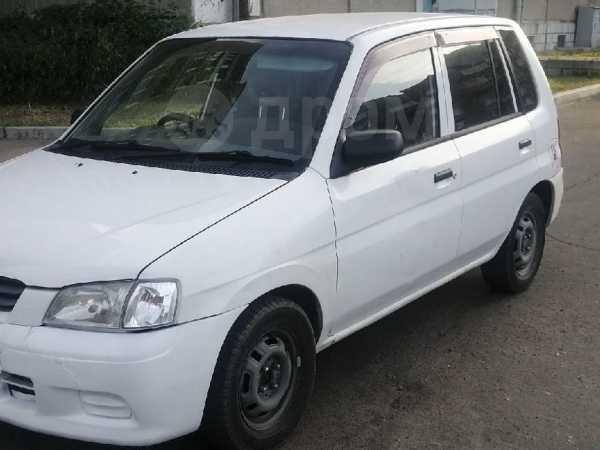 Mazda Demio, 2002 год, 117 000 руб.